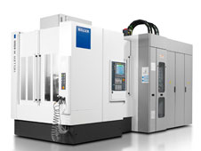 4-axis machining centre model H 4500