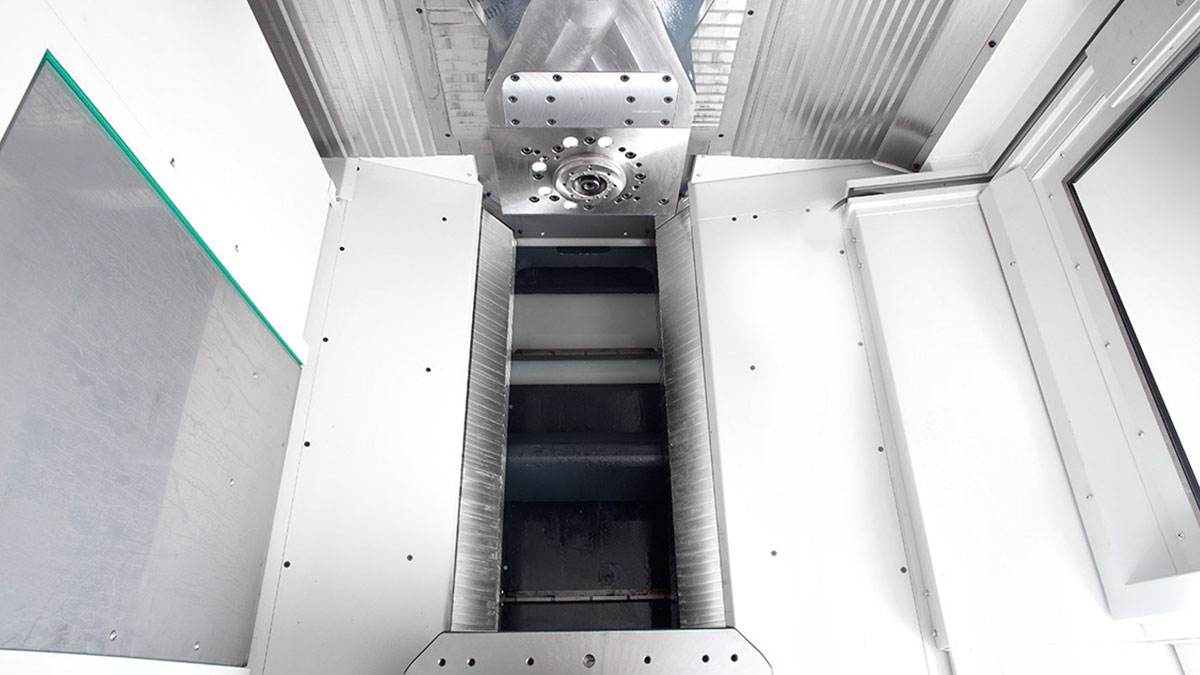 5-axis machining centres F: Supply and disposal