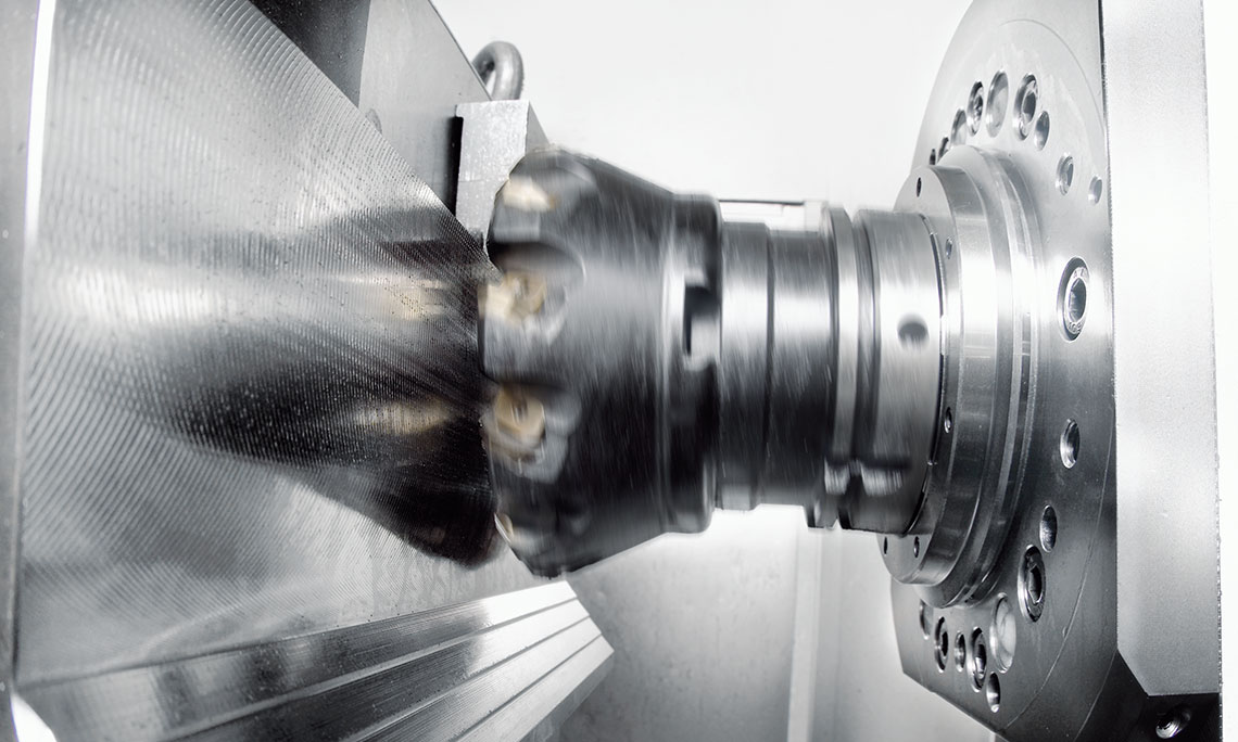 4-axis-machining on the H series