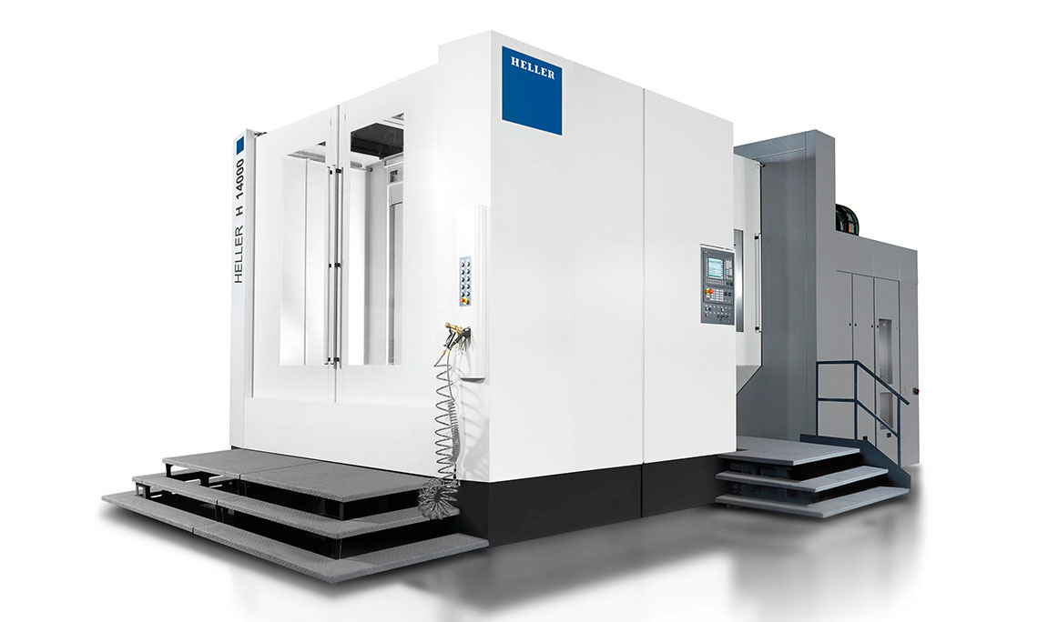 4-axis machining centres H 14000
