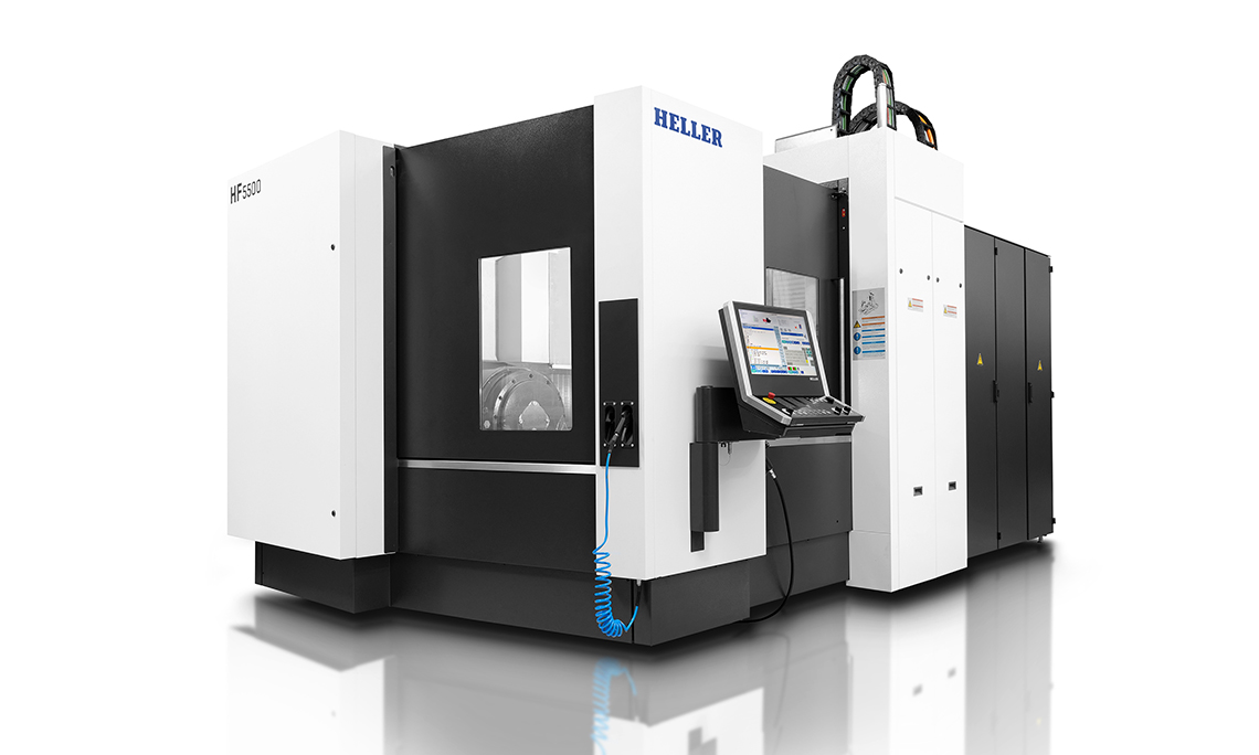 5-axis machining centres HF 5500