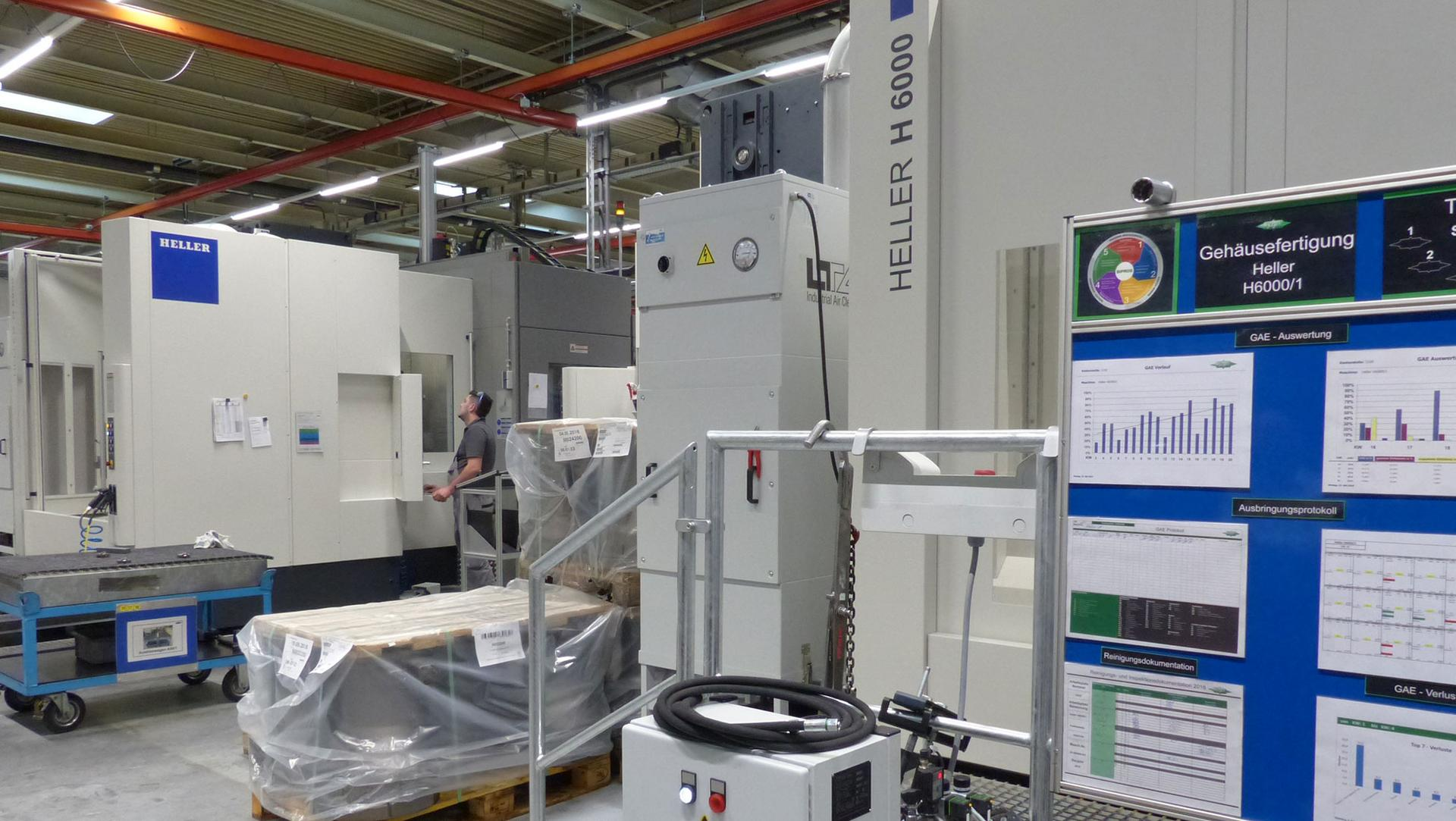 HELLER solutions at Bitzer