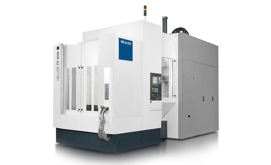 5-axis machining centres FP 4000