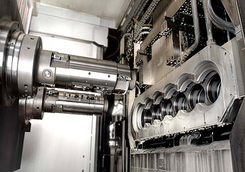 CNC Machining Manufacturing Systems