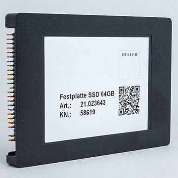 SSD – Solid - State - Drives